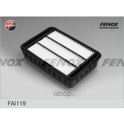 Воздушный фильтр (FENOX) FAI119