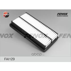 Фильтр воздушный Mazda 6 02- 1.8-2.5, 626 98-02 2.0D, MPV 99-06 2.0-3.0 (FENOX) FAI129