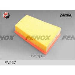 Воздушный фильтр (FENOX) FAI137