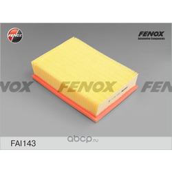 Фильтр воздушный BMW 3 90-05 1.6-3.4, 5 97-04 2.0-3.0, 7 95-01 2.8, X3 04- 2.5, 3.0 (FENOX) FAI143