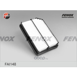 Фильтр воздушный Kia Cerato 06- 1.6 (FENOX) FAI148