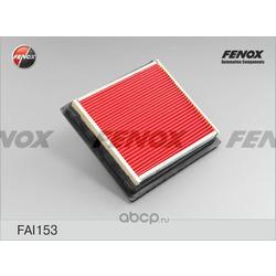 Фильтр воздушный Nissan Micra 03- 1.0-1.4, Note 06- 1.4 (FENOX) FAI153