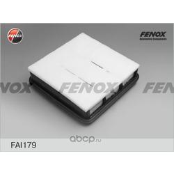 Фильтр воздушный Mitsubishi L200 07- 2.5D, Pajero Sport 08- 3.0, 3.5 (FENOX) FAI179