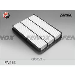 Воздушный фильтр (FENOX) FAI183
