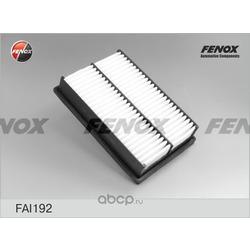 Фильтр воздушный Mazda 3 03- 2.0, 2.2, 5 05- 1.8, 2.0 (FENOX) FAI192