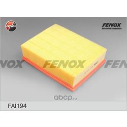 Фильтр воздушный Audi A4 00- 1.6-3.2, Seat Exeo 08- 1.6-2.0 (FENOX) FAI194