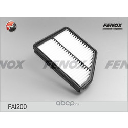 Воздушный фильтр (FENOX) FAI200