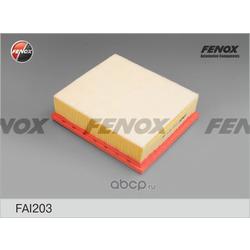 Фильтр воздушный (FENOX) FAI203