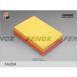 Воздушный фильтр (FENOX) FAI204