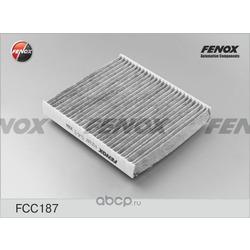 Фильтр, воздух во внутренном пространстве (FENOX) FCC187