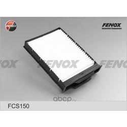 Фильтр салона Renault Megane 02- 1.4-2.0 (FENOX) FCS150