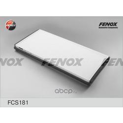 Фильтр, воздух во внутренном пространстве (FENOX) FCS181