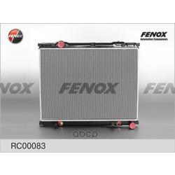 Радиатор, охлаждение двигателя (FENOX) RC00083