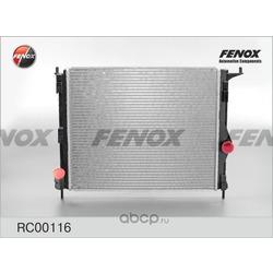 Радиатор, охлаждение двигателя (FENOX) RC00116