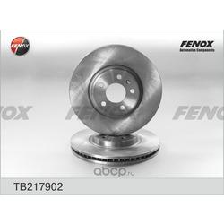 Тормозной диск (FENOX) TB217902
