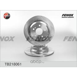 Тормозной диск (FENOX) TB218061
