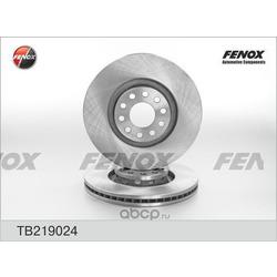 Тормозной диск (FENOX) TB219024
