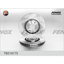 Тормозной диск (FENOX) TB219175
