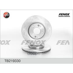 Тормозной диск (FENOX) TB219330