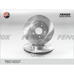 Тормозной диск (FENOX) TB219337