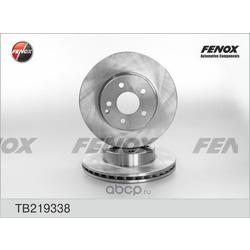Тормозной диск (FENOX) TB219338