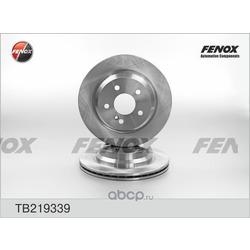 Тормозной диск (FENOX) TB219339