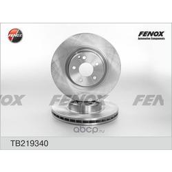 Тормозной диск (FENOX) TB219340