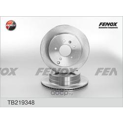 Тормозной диск (FENOX) TB219348