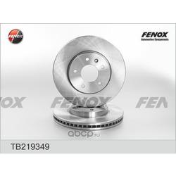 Тормозной диск (FENOX) TB219349