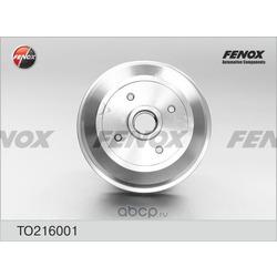 Тормозной барабан (FENOX) TO216001