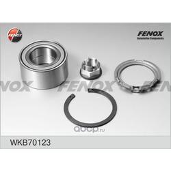 Комплект подшипника ступицы колеса (FENOX) WKB70123