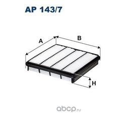 Воздушный фильтр (Filtron) AP1437