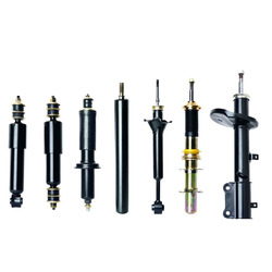 Амортизатор задний газовый (Finwhale) 25038GU