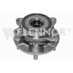 Комплект подшипника ступицы колеса (Flennor) FR970693