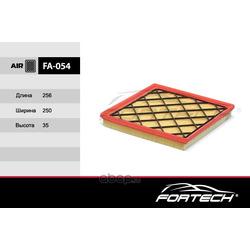 Фильтр воздушный (Fortech) FA054