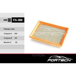 Фильтр воздушный (Fortech) FA188