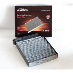 Фильтр салонный угольный (Fortech) FS031C