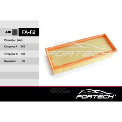 Фильтр воздушный (Fortech) FA112
