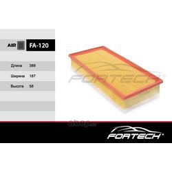 Фильтр воздушный (Fortech) FA120