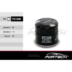 Фильтр масляный (Fortech) FO008