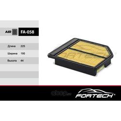 Фильтр воздушный (Fortech) FA058
