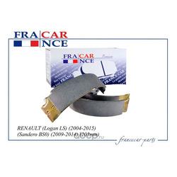 Колодка барабанного тормоза TRW/Lucas (Francecar) FCR210334