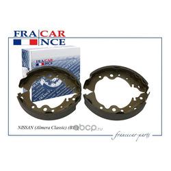 Колодки тормозные барабанные задние (200x36) (Francecar) FCR210106