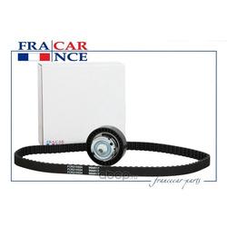 Комплект ГРМ (Logan 8V 2010-) 130C17480R/ (ремень ГРМ + ролик) FRANCECAR (Francecar) FCR210324