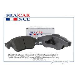 Колодка дискового тормоза (Francecar) FCR210331