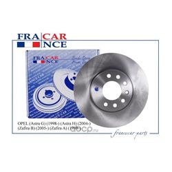 Дискпереднеготормозавентилируемый (280x25) 0569066 / FRANCECAR (Francecar) FCR220486