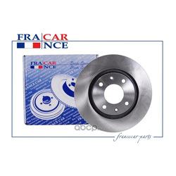 Дискпереднеготормозавентилируемый (266x22) (Francecar) FCR220491