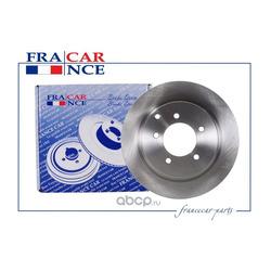 Дисктормознойзадний (302x10) (Francecar) FCR220519