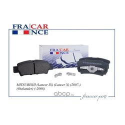 Колодка дискового тормоза зад (Francecar) FCR30B056
