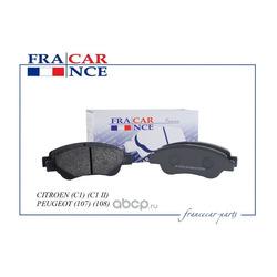 Колодка дискового тормоза перед (Francecar) FCR30B058